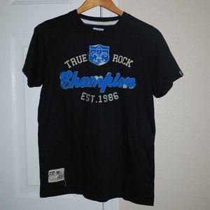 Vintage Brand True Rock Champion T-Shirt Sz Med